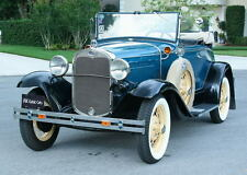 Ford: Model A RUMBLE SEAT