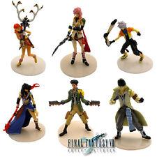 6pcs Anime Final Fantasy Vanille Hope Figure Set Of Kid Toy