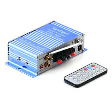 HIFI power Stereo Car Amplifier USB/SD/FM/DVD/CD/MP3 Remote control Digital F5