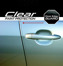 3M 2 Door Edge Scratch Guard Trim Protector CLEAR Film Scotchgard Car Truck Van