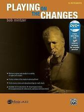 Belwin Jazz Play-Along: Playing on the Changes : E-Flat Instruments, Book and...