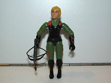 1983 GI JOE / ACTION FORCE Z-FORCE QUARREL SCARLETT 100% COMPLETE C9 - PALITOY