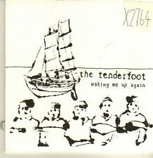 (CP526) The Tenderfoot, Waking Me Up Again - 2003 DJ CD