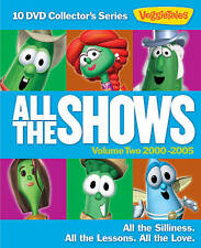 Veggie Tales: All the Shows, Vol. 2 (DVD, 2013, 10-Disc Set)