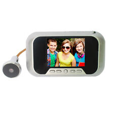 "SMART Campanello Spioncino visualizzatore DIGITAL CAMERA VIDEO REGISTRATORE DVR 2.8"" TFT Visual"
