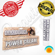 GLADIATOR Male Climax Delay Desensitizing Cream Benzocaine last longer erection