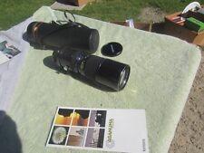 Canon ASANUMA AUTO ZOOM F 100 MM - 300 MM 1:5 OFF FTB Q