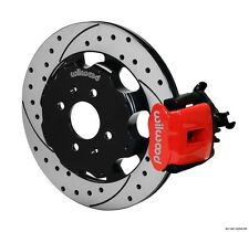 2011 Ford Fiesta Wilwood Rear Parking Brake Caliper Kit,140-11900-D,SCCA,NASA ^