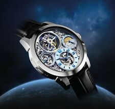 Voucher Code. Starlight legend Imperial Stainless Steel tourbillon Watch