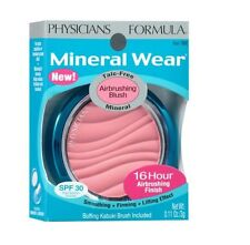 Physicians Formula Mineral Wear Talc-Free Airbrushing Blush in Rose #7860