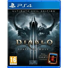 Diablo iii 3 reaper of souls ultimate evil edition jeu PS4 neuf