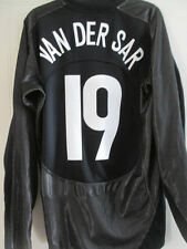 Manchester United 2005-2006 Van Der Sar Goalkeeper Football Shirt Medium /37591