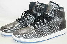 Nike Air Jordan 4lab1 talla 44,5 uk.10, 5 Black reflective Silver White 677690-012