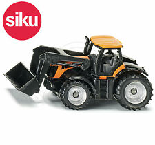 SIKU NO.1356 1:87 Scale JCB FASTRAC TRACTOR with FRONT LOADER Dicast Model / Toy