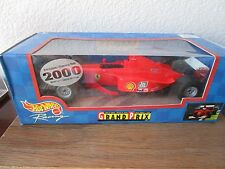 VINTAGE 1/24 Hot Wheels F-1 2000 FERRARI Schumacher Racing Grand Prix Formula 1