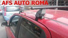 BARRE PORTATUTTO AFS MENABO FIAT PANDA ANNO 2016 NO RAILS MADE IN ITALY