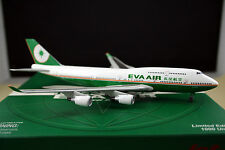 Dragon Wings Jet-X 1:400 • Eva Air B747-400 B16401 • Item #JX064 Limited Edition