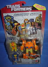 Transformers Generations Deluxe IDW AUTOBOT SCOOP AUTOBOT 30th Anniversary MOC