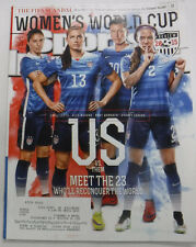 Sports Illustrated Magazine Carli Lloyd & Alex Morgan June 2015 081715R