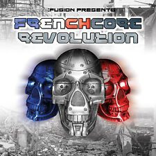 CD frenchcore révolution de various artists
