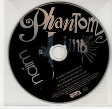 (EG483) Phantom Limb, Don't Say A Word - 2008 DJ CD