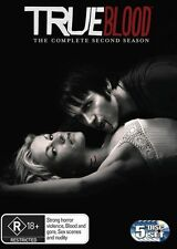 True Blood : Season 2 (DVD, 2010, 5-Disc Set)