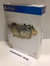 FINAL FANTASY TYPE-0 HD COLLECTOR'S EDITION (SONY PS4) NUOVO - NEW - PAL VERSION