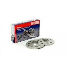 H&R Suspension 5065601 Trak+ 25mm DRM Wheel Spacer Pair Silver