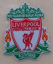Liverpool Patche Logo Sport Soccer Football Embroidered Iron On USA NEW