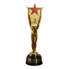 STAR AWARD Huge General Purpose Gold Prize CARDBOARD CUTOUT Standee Standup Prop