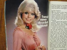February-1979 TV Guide(LONI ANDERSON/JIM DAVIS/DALLAS/WKRP IN CINCINNATI/ROOTS