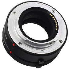 Macro AF Auto Focus Extension Tube 10mm 16mm Set DG For Canon EOS M EOS-M