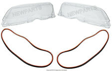 NEW BMW E46 325i 330i 330Xi Lens Set + Gaskets for AL Headlight from 09/01