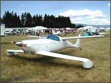 RC plans & patterns for a Canard Hobby Model RUTAN QUICKIE AMS OIL