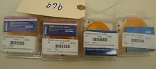 """NOS WESBAR AMBER 2"""" ROUND TRAILER CLEARANCE MARKER LIGHT 203380 #969-T18-ENV"""