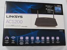 Linksys Smart Wireless AC Dual-Band Router AC1200 (EA6100) (MRSP $89.99)