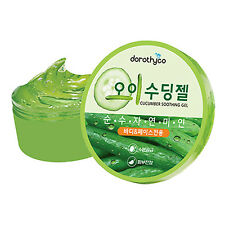 [DOROTHY CO] All In One Cucumber Soothing Gel 300ml / Cucumber extract water 95%