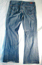 Citizens of Humanity Faye 003 Low Waist Full Leg In Colorado Jeans Size 27