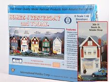 IHC 300-15 O-Scale 1:48 Store Front Kit  South St.Smoke Shop (shrink-wrapped)