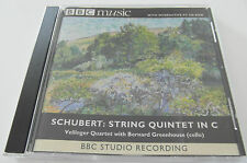 BBC Music - Schubert - String Quintet In C (CD Album) Used Very Good