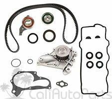 FITS: 87-91 TOYOTA CAMRY CELICA 2.0L 3SFE GASKET + TIMING BELT KIT + WATER PUMP