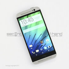 HTC One M8 16GB Glacial Silver Unlocked / SIM FREE Smartphone / Mobile Phone