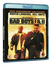 Bad Boys 1 & 2 (4K Masterd) Region Free Blu Ray