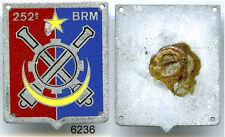 6236 - MATERIEL - 252e B.R.M