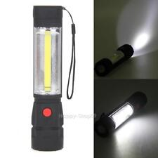 1200LM COB LED Magnetic Work Light Inspection Flashlight Lamp Torch Light