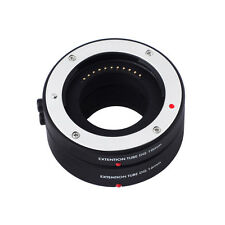 Macro AF Auto Focus Extension Tube 10mm 16mm Set DG For Samsung NX Mount