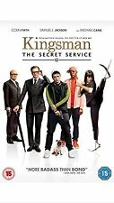 Kingsman: The Secret Service (DVD) *BRAND NEW*Same Day Dispatch