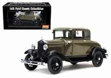 Sunstar 1/18 Scale 1931 Ford Model A Coupe Diecast Car Model SS 6132
