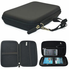 "7"" Inch Hard Carry Travel Case Bag For 6"" 7"" Garmin Nuvi TomTom GPS Navigation"
