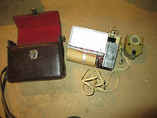 VINTAGE CHAIKA CHAYKA Soviet Russian CCCP USSR Flash Camera Light + Case